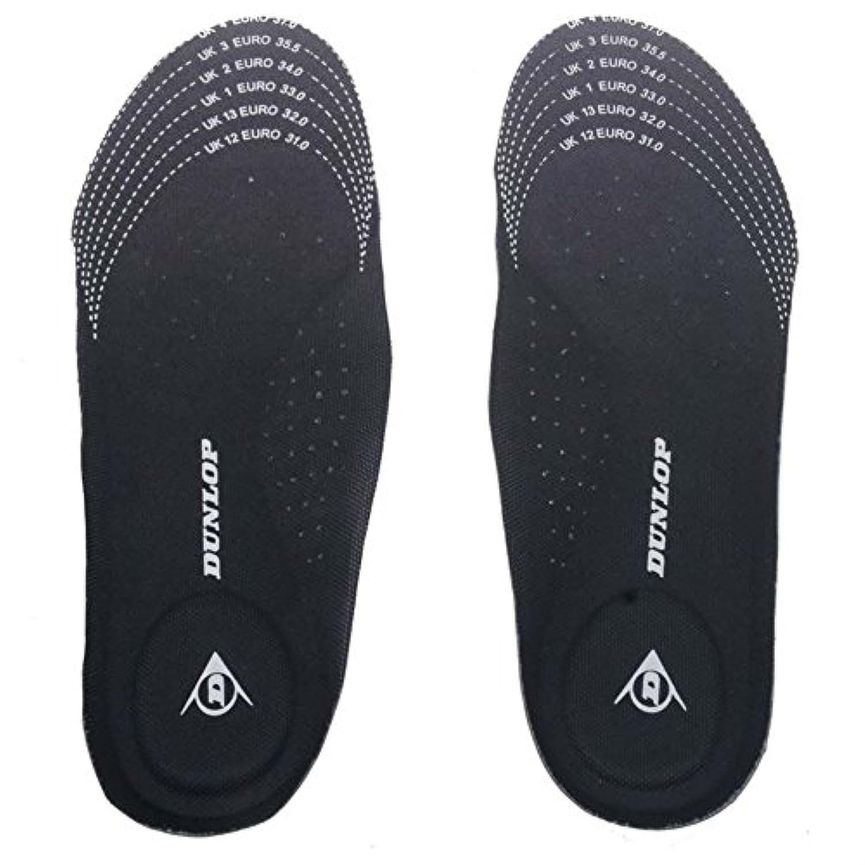 Dunlop Cushion Insole Childrens Black -