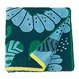 Ikea Sandvilan Badetuch Blau Multicolor 804.304.78 Größe 28x55