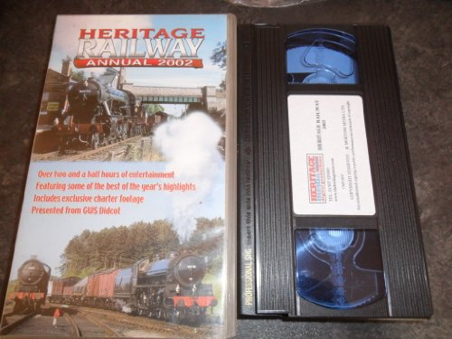 heritage-railway-annual-2002-train-vhs-video