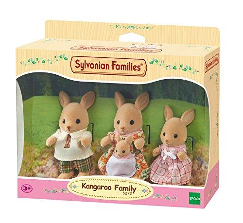 Epoch Families–5272–Familie Känguru–Puppen und Zubehör