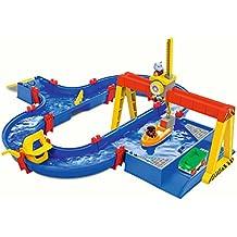 Simba 8700000261 BoatSet Kinderfahrzeug Wasserbahnen