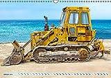 Bulldozer - bärenstarke Arbeitstiere (Wandkalender 2019 DIN A3 quer): Bulldozer, gewaltige Arbeiter mit unbändiger Kraft. (Monatskalender, 14 Seiten ) (CALVENDO Technologie)