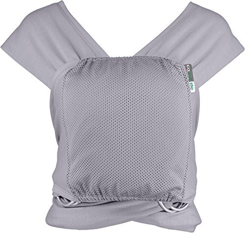 Close Baby Carrier 144987 leichte Babytrage, greystone