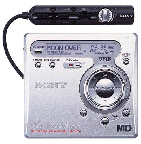 Sony MZ-R700 Enregistreur MiniDi...