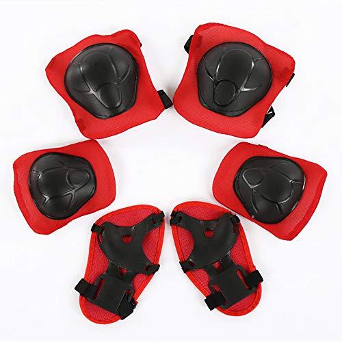 Ogquaton 6 Unids/Set Niños Seguridad Roller Protector
