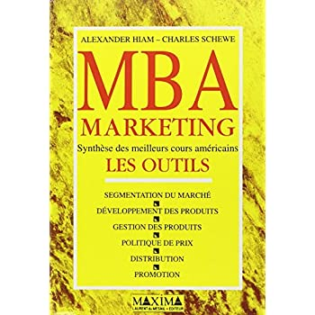 MBA MARKETING LES OUTILS