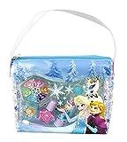 Disney Frozen / Die Eiskönigin / Geschenk-Set: Königliche Kosmetiktasche (Beauty Bag) + Make-up...