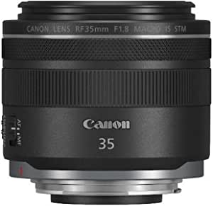Canon Lens Rf 35 Mm F1 8 Macro Is Stm For Eos R Black Camera Photo