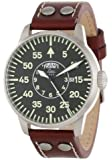 Laco Zurich 1925 Pilot Classic Analog Quartz Watch with Day and Date 861806