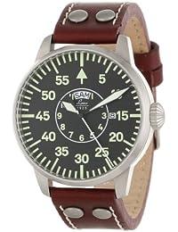Laco 861806 - Reloj de pulsera hombre, piel, color marrón