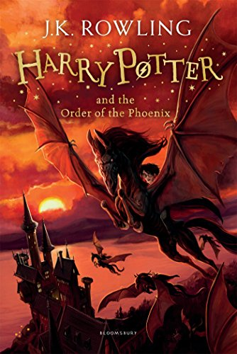 Harry Potter and the Order of the Phoenix: 5 Harry