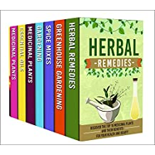 Herb Gardening: Box Set : Organic Gardening And Herbal Gardening Tips And Tricks To Efficiently Harvest Medicinal Herbs (English Edition)