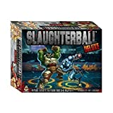Frog the What Games - 001 - Slaughterball Sci-Fi Deluxe Board Game - Future Sports Mayham for 2-4 Players