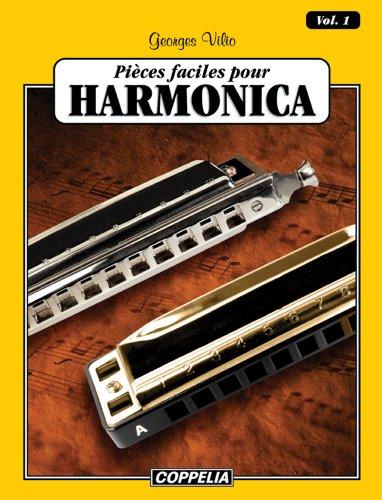 20 pièces faciles pour Harmonica vol. 1
