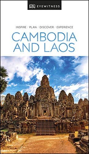 DK Eyewitness Travel Guide Cambodia and Laos (English Edition)