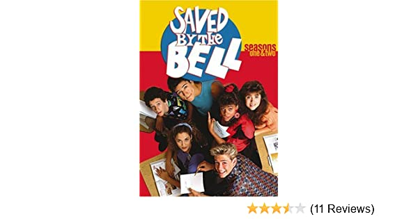 Saved By the Bell: Season 1 & 2 DVD Region 1 US Import NTSC: Amazon.co.uk: DVD & Blu-ray