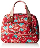 Basil Fahrradschultertasche Bloom Girls-Carry All Bag, Scarlet Red, 31 x 10 x 23 cm, 11 Liter, 17569