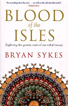 Blood of the Isles von [Sykes, Bryan]