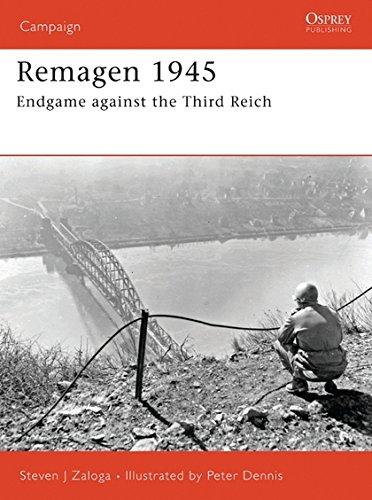 Remagen 1945: Endgame against the Third Reich (Campaign) por Steven J. Zaloga