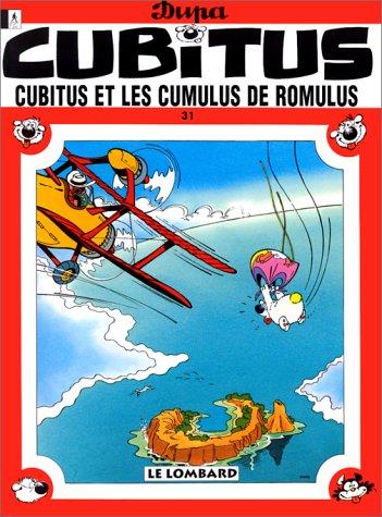 Cubitus et les cumulus de Romulus par Dupa