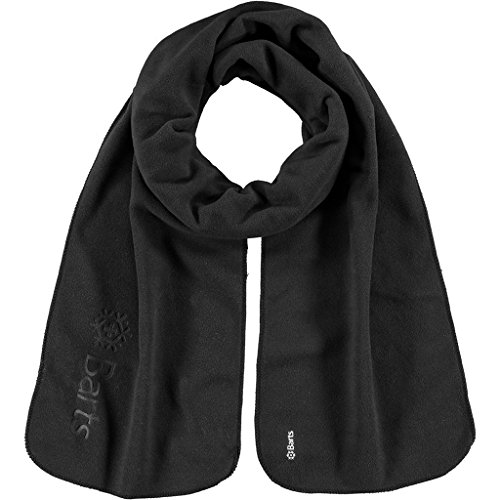 Barts Unisex Mütze, Schal & Handschuh-Set Schwarz (Schwarz) One Size