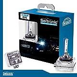 Seitronic® 2X D1S Xenon Brenner Sky Blue, D1S Xenon Birne, D1S Xenon Lampe, D1S Brenner, mit E4 Prüfzeichen in 8000K.