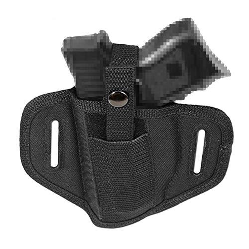 Class-Z Unisex verstellbar Pistolenholster Waffenholster Gürtelbefestigung, im Freien, Jagd, Sport -