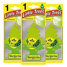 LITTLE TREES LTZ064 Deodorante per Auto, Set di 3