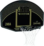 Spalding Korbanlage Backboard Highlight, Schwarz, 300161901