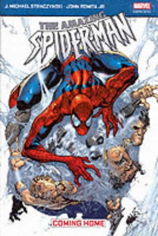 Amazing Spider-man Vol.1: Coming Home por Michael J. Straczynski
