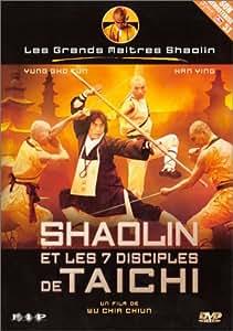 Shaolin et les 7 disciples de Taichi