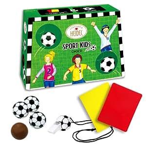 "Confiserie Heidel Fußball-Set ""Sport Kids"", 1er Pack (1 x 100 g)"