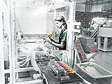 Wera Schraubendrehersatz 160 i/7 Rack Kraftform Plus + Spannungsprüfer + Rack, 7-teilig, 05006147001 -