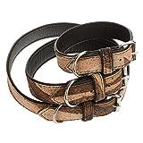 Kork & Leder Tiger Hundehalsband