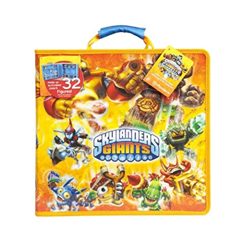 Skylanders Giants Carry and Display Case (PS3/Nintendo Wii/Xbox 360/PC