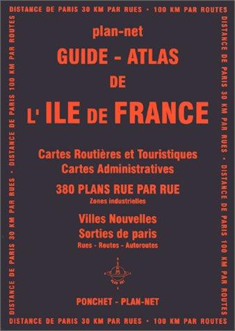 Guide Île-de-France : 380 Plans