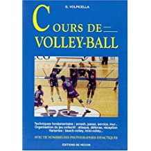 Cours de volley-ball