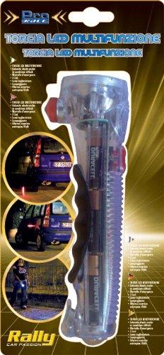 Rally 65037 Lampe de Poche Multifonction