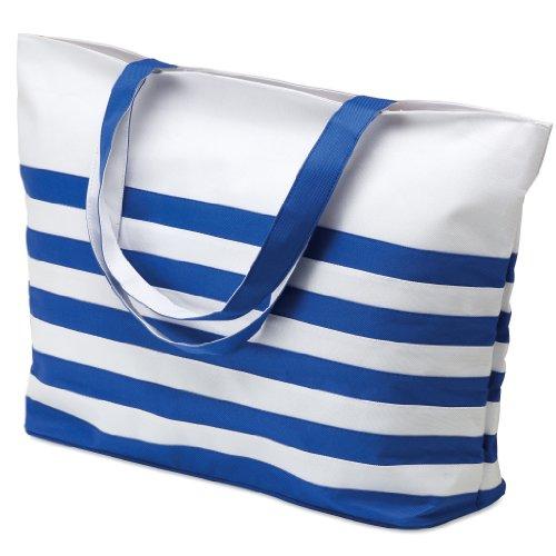 Mid Ocean Brands , Borsa da spiaggia Blu (blu)
