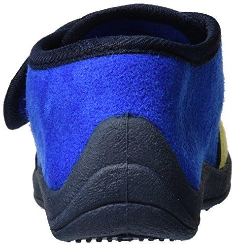 MINIONS Jungen De002333 Pantoffeln Blau (Yellow/C.BLUE 312)