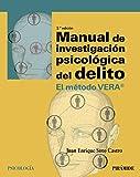 Manual de investigación psicológica del delito (Psicología)