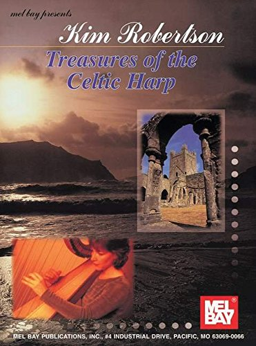 Kim Robertson - Treasures of the Celtic Harp
