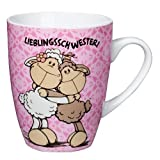 Nici 37220 Fancy Mug Tasse Lieblingsschwester