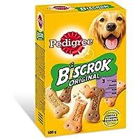 Pedigree, Biscrock Orginal, Biscotti croccanti per Cani in 3 gustose varietà - 500 g