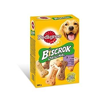 Pedigree Biscrok - Récompense