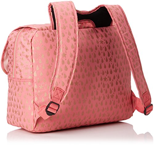 Vente Kipling Iniko Sac à Dos Enfants, 40 cm, 18 liters, Rose (Pink Gold Drop)