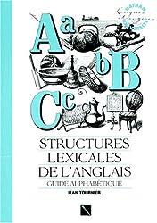 Structures lexicales de l'anglais