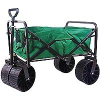 edsal Sandusky fbw3621Light Duty Utility Wagon zusammenklappbar, grün