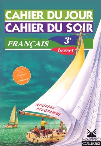 Français 3e, brevet
