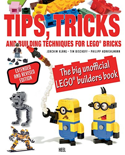 LEGO Tips, Tricks and Building Techniques: The Big